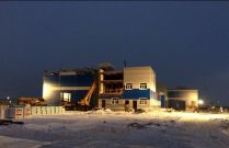 В Казахстане в г. Астана начато строительство и оснащение завода, специализация которого будет заключаться в производстве локомотивных двигателей модели GEVO