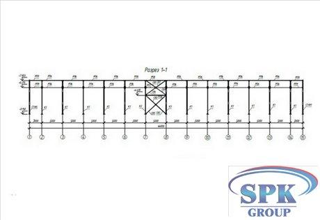 Окрасочно-сушильный комплекс для 6-ти вагонов SPK-66.21.6