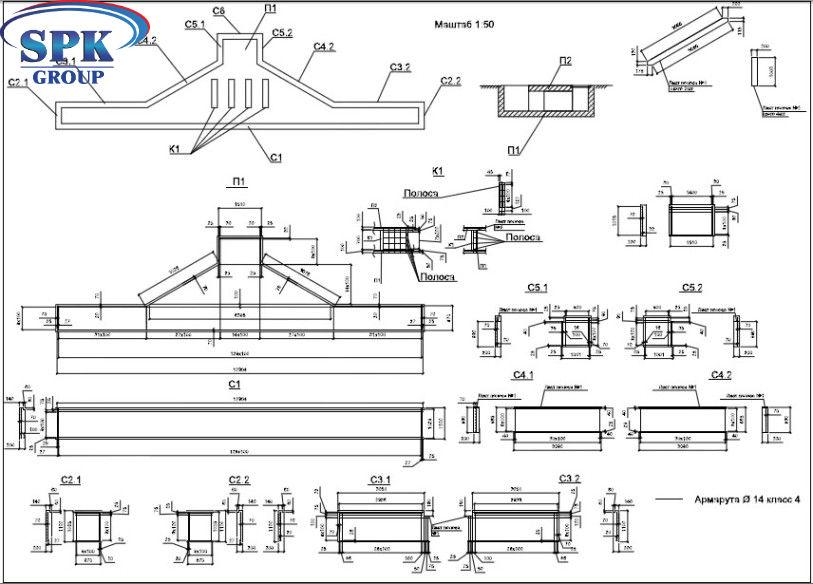 Окрасочно сушильная камера для грузовых автомобилей SPK-30.6.6