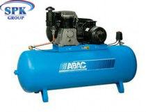 Компрессор ременной B7000/ 500Т7.5 (2.046 л/мин 500.0л 11бар 5.5 + 5.5 кВт) ABAC