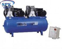Компрессор ременной B7000/ 500 FT10 (1.210 л/мин 500л 11 бар 7.5кВт) ABAC