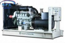 Дизельный генератор TJ450SC5A Teksan