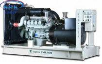 Дизельный генератор TJ410SC5A Teksan