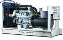 Дизельный генератор TJ518DW5A Teksan