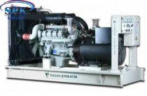 Дизельный генератор TJ450DW5A Teksan