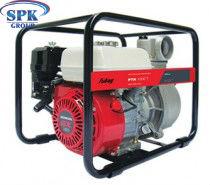 Мотопомпа для сильнозагрязненной воды PTG 1000T (1340л/мин, 27 м, отв. 80 мм) с двигателем Honda