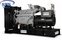 Дизельный генератор TJ450PE5A Teksan