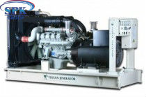 Дизельный генератор TJ330DW5A Teksan