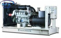 Дизельный генератор TJ275DW5A Teksan