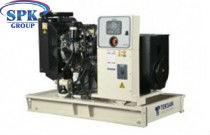 Дизельный генератор TJ70CM5S Teksan