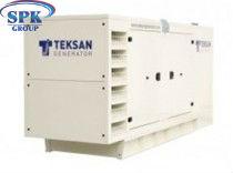 Дизельный генератор TJ55CM5S Teksan