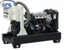 Дизельный генератор TJ33IS5C Teksan