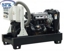 Дизельный генератор TJ27IS5C Teksan
