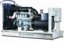Дизельный генератор TJ94DW5A Teksan