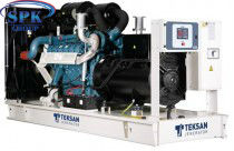 Дизельный генератор TJ51PE5A Teksan